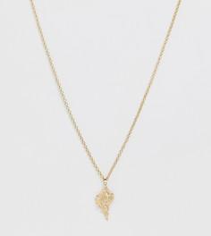Ожерелье с подвесками DesignB London - Золотой