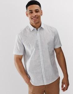Рубашка в тонкую полоску Esprit - Белый