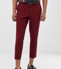 Красные брюки скинни Heart & Dagger - Красный