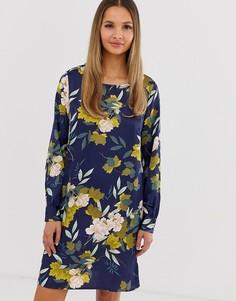 Платье с цветочным принтом Vila - Мульти