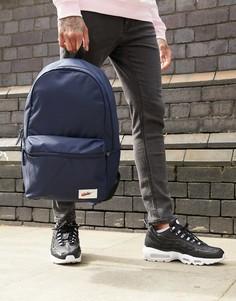 Темно-синие рюкзак Nike Heritage - Темно-синий