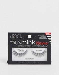 Накладные ресницы Ardell Faux Mink Wispies - Черный
