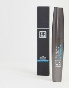 Водостойкая тушь для ресниц 3ina Build Up - Черный - Черный