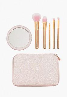 Набор кистей для макияжа Skinnydip Shimmer Brush Portfolio Set