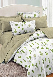 Постельное белье 2-спальное Cleo Pure Cotton