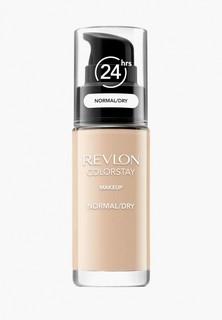 Тональное средство Revlon Для Нормальной и сухой Кожи Colorstay Makeup For Normal-Dry Skin Natural beige 220
