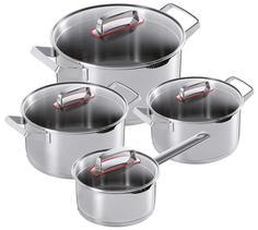 Наборы посуды из нержавеющей стали KUHN RIKON Modern Набор 4 предмета
