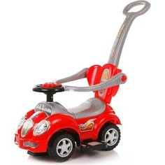 Каталка Baby Care Cute Car Красный (Red)