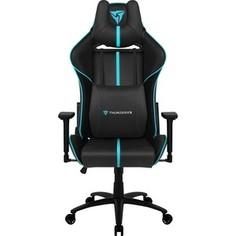 Кресло компьютерное ThunderX3 BC5 black-cyan air