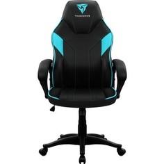 Кресло компьютерное ThunderX3 EC1 black-cyan air
