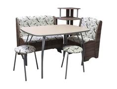 Набор мебели Блюз с венским столом Премиум МК