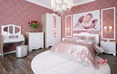 Модульная спальня Купидон Премиум МК