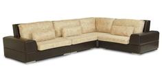 Угловой модульный диван Монца-4 Пять Звезд