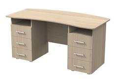 Письменный стол-3 Акцент Премиум МК