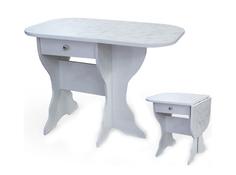 Стол обеденный СКР-1 с ящиком Премиум МК