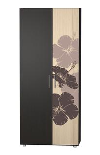 Шкаф комбинированный с фотопечатью 9 Премиум МК