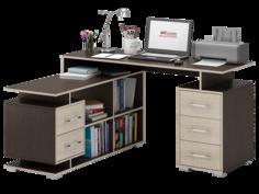 Компьютерный угловой стол Краст-3 МФ Мастер