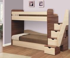 Кровать двухъярусная Адель-3 ОЛМЕКО