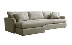 Угловой диван Стелф с оттоманкой Fiesta