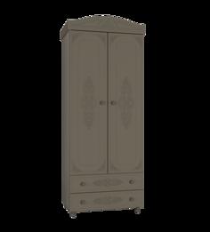 Шкаф для одежды Ассоль Плюс АС-2 Компасс