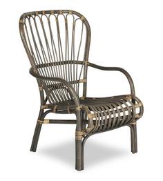 Плетеное кресло Aldorassa Brafab