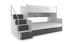Детская двухъярусная кровать Д-3 BMS