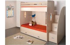 Кровать двухъярусная Адель - Д1 ОЛМЕКО