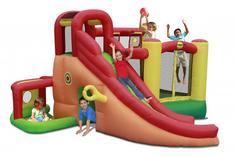 Надувной батут Игровой центр 11 в 1 9406N Happy Hop