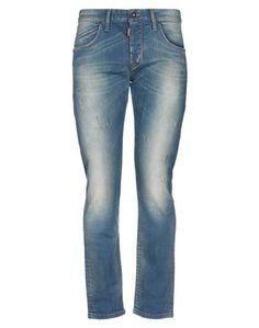 Джинсовые брюки-капри Takeshy Kurosawa