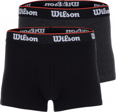 Трусы мужские Wilson, 2 пары, размер 54-56