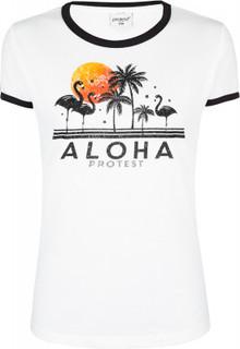 Футболка женская Protest Aloha, размер 50
