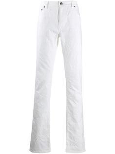 Etro джинсы кроя слим с узором