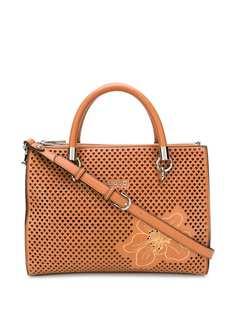 Liu Jo сумка-тоут с цветочным принтом