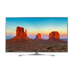 "Телевизор LED LG 70"" 70UK6710PLA серебристый/Ultra HD/100Hz/DVB-T2/DVB-C/DVB-S2/USB/WiFi/Smart TV (R"