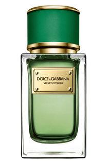 Парфюмерная вода Velvet Collection Cypress Dolce & Gabbana