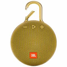 Беспроводная акустика JBL Clip 3 Yellow