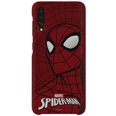 Чехол Samsung Marvel SpiderMan д/Galaxy A70, Red