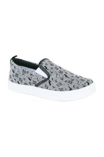 Туфли текстильные Coccodrillo