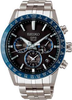 Японские мужские часы в коллекции Astron Мужские часы Seiko SSH001J1