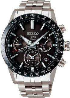 Японские мужские часы в коллекции Astron Мужские часы Seiko SSH003J1