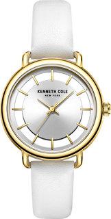Женские часы в коллекции Transparency Женские часы Kenneth Cole KC50790007