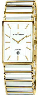 Мужские часы в коллекции High Tech Ceramic Мужские часы Jacques Lemans 1-1593F