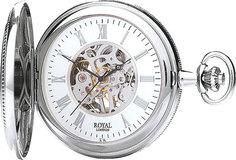 Мужские часы в коллекции Pocket Мужские часы Royal London RL-90029-01