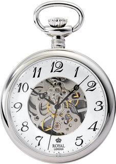 Мужские часы в коллекции Pocket Мужские часы Royal London RL-90002-01