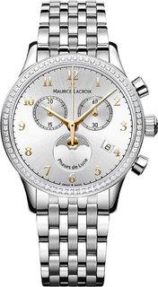 Швейцарские женские часы в коллекции Les Classiques Женские часы Maurice Lacroix LC1087-SD502-121-1