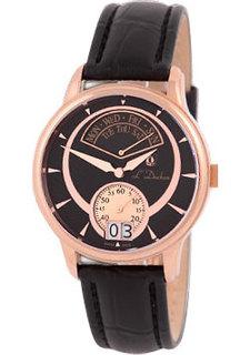 Швейцарские мужские часы в коллекции Retrograde Мужские часы L Duchen D137.41.31