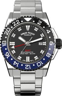 Швейцарские мужские часы в коллекции JS9 Мужские часы Armand Nicolet A486AGN-NR-MA4480AA