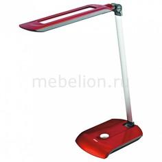 Настольная лампа офисная TLD-511 Red/LED/550Lm/4500K Uniel