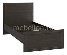 Кровать односпальная Астория НМ 014.42 Silva