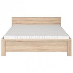 Кровать полутораспальная Каспиан LOZ 140*200 Black Red White